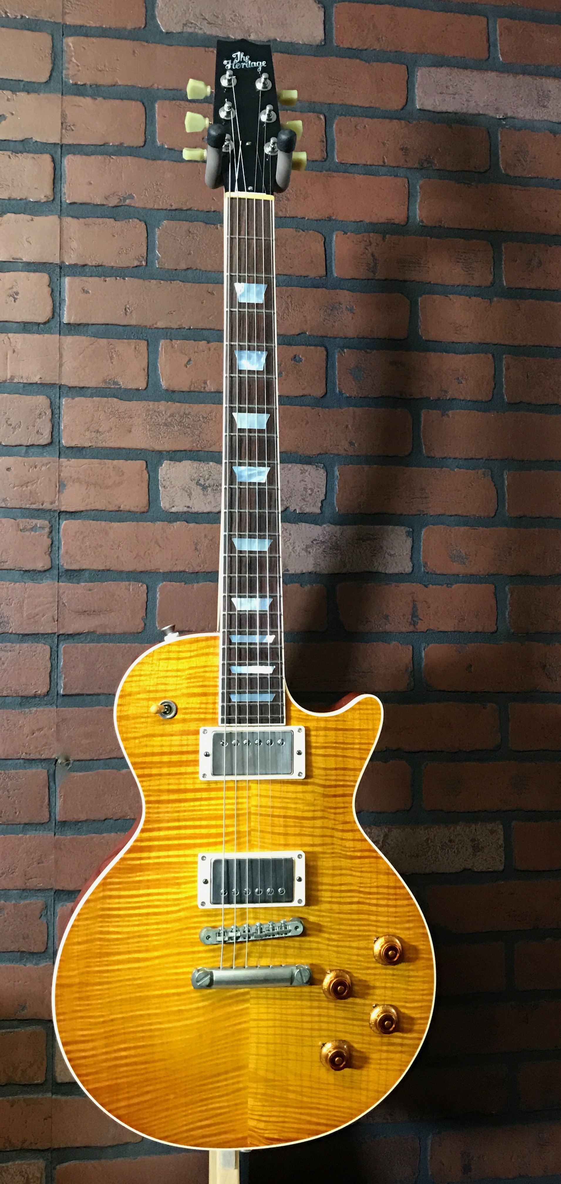 Heritage guitar H-150/59 Special California Six Custom