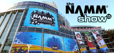NAMM NEWS Special Deals!